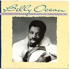 OCEAN, Billy  (Colour Of Love, The)   Arista 1-9707 + Picture Sleeve