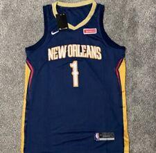 Zion Williamson New Orleans Pelicans 2021 Saison NBA Jersey Basketball Trikot