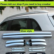 For Mitsubishi RVR/ASX/Outlander Sport 2010+ Luggage Carrier roof rack roof rail