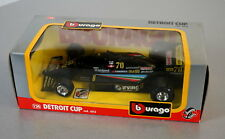 Burago 1/24 Detroit Cup - 6112 - Die-Cast Racing Car Scale Modell Auto OVP