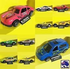 1pc Cars 6.5cm Gift Set 1:87 Miniature Replica Toy Model Vehicles GMCA35501