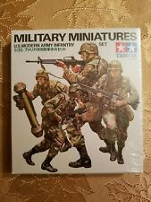 Military Miniatures U.S. Modern Army Infintary 1/35 Scale