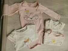 Lot de 4 body manches longues Orchestra T 23 mois - occasions