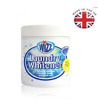 Wizz Laundry Whitener Bright Whites Clothes Removes Greying Oxi Powder 500g