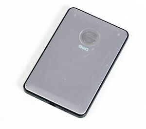 G Drive Slim SSD 1TB USB-C Portable Solid State Drive Excellent Condition BOXED
