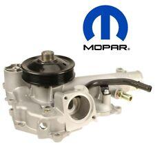 Dodge Ram 1500-3500 5.7L V8 2009-18 Hemi Engine Water Pump OEM Mopar 53022192AK