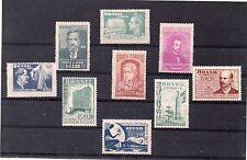 Brasil Series del año 1951-58 (DE-263)