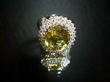 Reinheit VS Sehr gute Echte Diamanten-Ringe mit Brilliantschliff für Damen