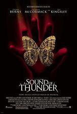 A Sound of Thunder Original D/S Ben Kingsley Movie Poster 27x40 Ray Bradbury