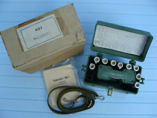 Id 1 Geiger Counter Soviet Personal Dosimeters Newnos In Box 409