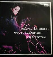 PEARL HARBOUR-DON'T FOLLOW ME,I'M LOST TOO*ANNO 1980-DISCO VINILE 33 GIRI* N.111