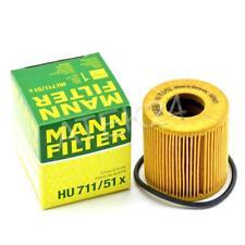 Ölfilter HU 711/51 x original MANN FILTER HU711/51x