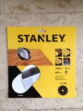 Stanley STA 13040-XJ  210mm Diameter 30mm Bore 24 Teeth Fast Rip Blade