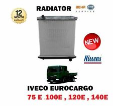 FOR IVECO EUROCARGO 75E 100E 120E 140E  1991-> NEW RADIATOR UNIT 500380655