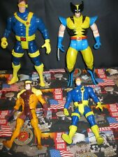 X-men action figure lot