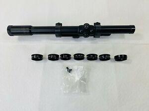 Mossberg Scope Model A25 5X 2.5X... Accessories??