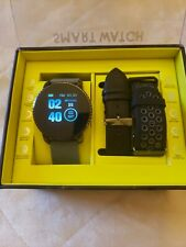 New Open Box Beverly Hills Polo Club Smart Watch, With 2 Extra Wrist Bands
