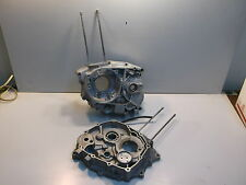 Honda SL SL100 Used Engine Crankcase Set Cases  LEFT RIGHT Case 1970 1971 72 73