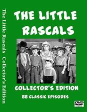 Little Rascals Collectors Edition - 88 Complete Uncut / Unedited Episodes