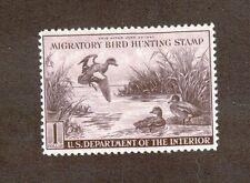 RW9 Federal Duck Stamp. Single. MNH. OG.  #02 RW9c