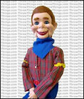 Howdy Doody Super Deluxe Upgrade Ventriloquist Dummy Doll Moving Eyes & Brows!