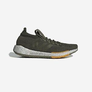 adidas Consortium PulseBOOST HD x MC Eg2661 Raw Khaki/Active Gold Shoes n1