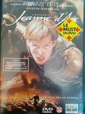 DVD AVENTURE JEANNE D'ARC de Luc BESSON