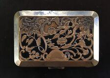 New listing Richard Hudnut Ornate Art Deco Compact, Blush And Lipstick Holder.