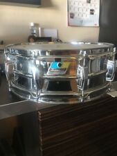 Ludwig Snare Drum 1971 5 X 14 Excellent Condition W/Soft Case