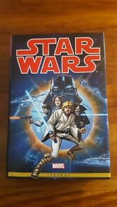 Marvel STAR WARS Volume 1 Omnibus 2015 First Printing