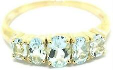 Diamond Aquamarine Natural Fine Jewellery