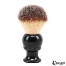 Shaving Brush - Maggard Razors - Black 24mm Synthetic Brush