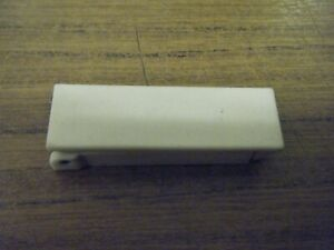 Caravan/Motorhome/Boat/Horsebox Flap Retaining Bracket - Angular