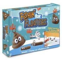FISHING FOR FLOATERS - 27432 KIDS ADULT FUN BATH GAME BATHTIME NOVELTY GIFT