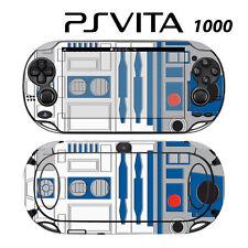 Vinyl Decal Skin Sticker for Sony PS Vita PSV 1000 Star Wars R2-D2