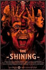 The Shining Regular Alternative Movie Poster by Mondo Artist Nikita Kaun No. /70