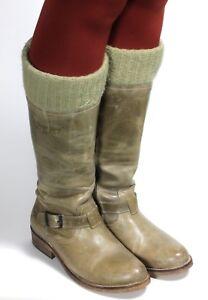 Damenstiefel Vintage Stiefelette Stiefel Westernstiefel Levi's Zipper Riemen 39