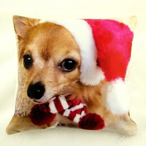 CHRISTMAS SCATTER CUSHION ( 18 X 18 INCHES )