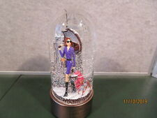 "Henri Bendel Snow Globe ""Singing in the Rain"""