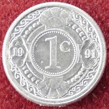 NETHERLANDS ANTILLES 1 cents 1991 (D2004)