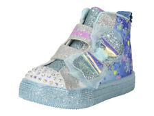 Skechers Toddler/Little Girl's Let It Sparkle Light Up Sneakers Shoes