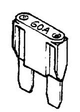 VAUXHALL Fusibles-ORIGINAL-91146418