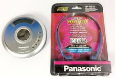 Panasonic Sl-Mp70 Anti Skip Cd Player Headphones Rp-Hs10 Mp3