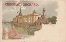 C084) CHOCOLAT SUCHARD EXPOSITION MARITTIME PARIS 1900.