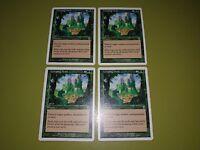 Creeping Mold x4 - Seventh Edition 7th - Magic the Gathering MTG 4x