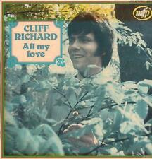Cliff Richard(Vinyl LP)All My Love-MFP-MFP 1420-UK-1965-VG+/NM
