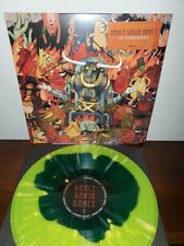 Dance Gavin Dance - Afterburner - Black in Yellow w/ Yellow Splatter Vinyl