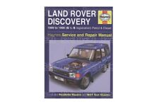 Land Rover Haynes Manual - Discovery 1 Part# BA3031