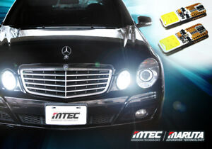 MTEC Super Bright T10 W5W COB LED Parking Light Mercedes Benz W211 E320 E500 E55
