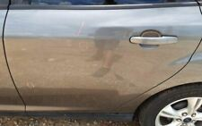 13 14 Ford Focus Driver Rear Side Door Electric W/O 1 Touch Up And Down